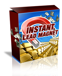 Instant Lead Magnet - Attract targeted leads