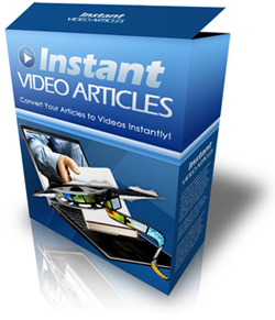 Instant Video Articles - Convert your articles to videos instantly